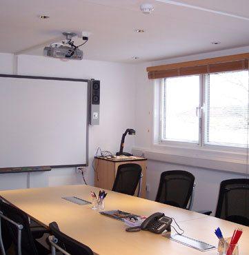 SiBCAS Modular Office Accommodation, UK