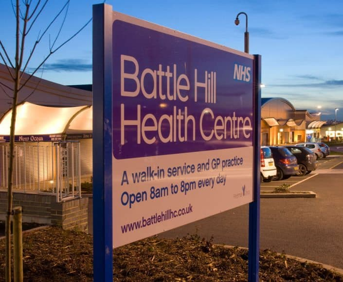Modular Healthcare Units Battle Hills Health Centre