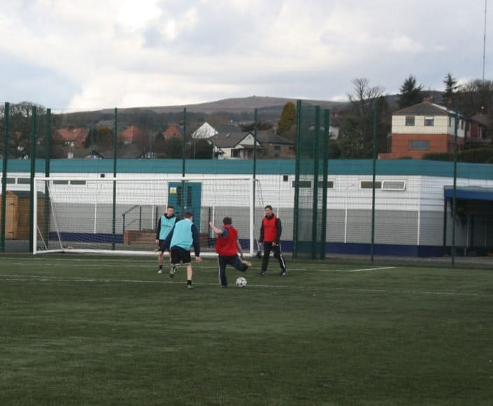 Modular Construction Football Training Facilities Bolton Wanderers