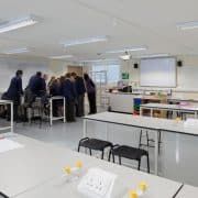 Portable Classrooms Drapers Academy London