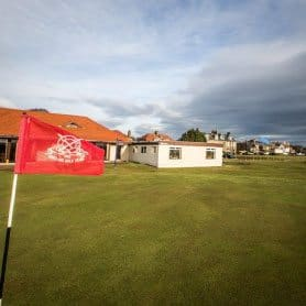 SiBCAS Modular Sports Facilities, Gullane Golf Club, Scotland, UK