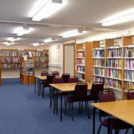 SiBCAS Mobile Classroom, Leyton College, London, UK