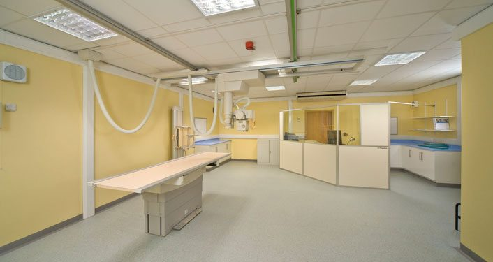 SiBCAS, Modular Buildings UK, Health Centres