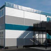 SiBCAS Spacious Modular Buildings UK
