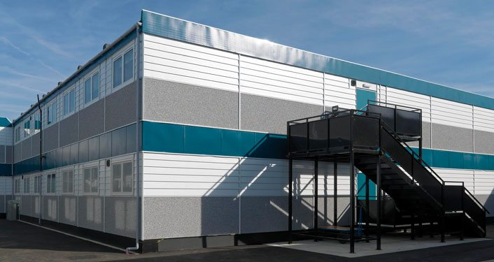 SiBCAS Spacious Modular Buildings UK