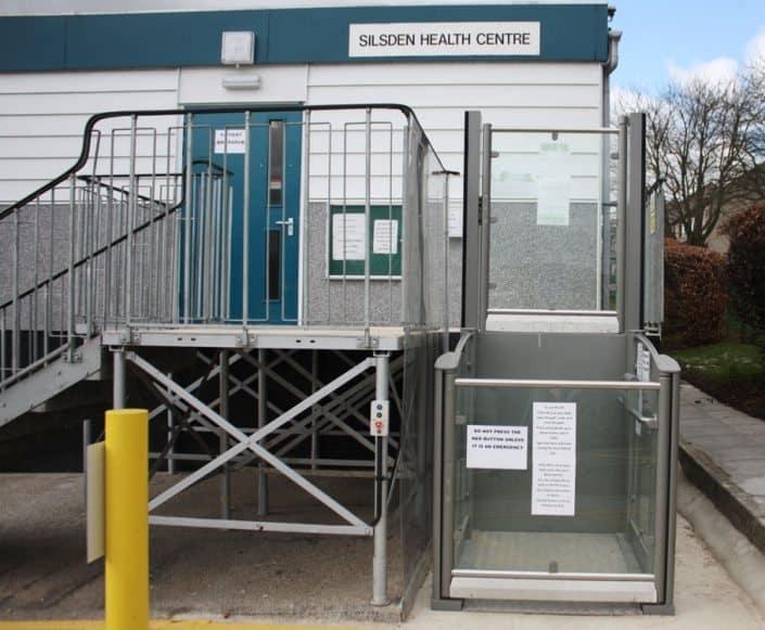 Portable Cabin Health facility Silsden