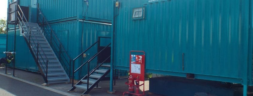 Picture of a Considerate Cabin Sibcas Ltd