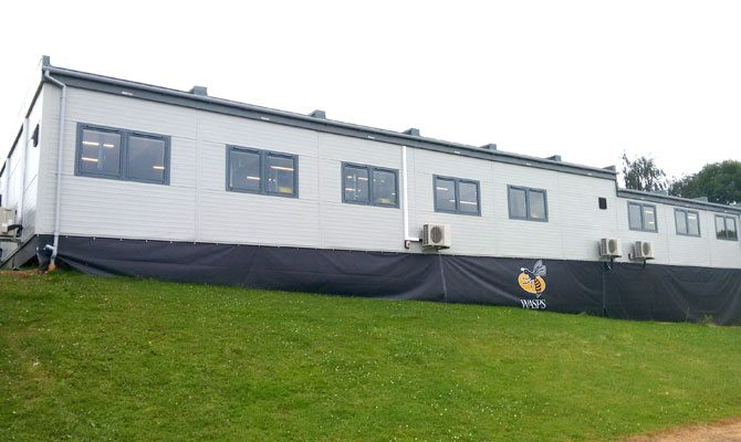 SiBCAS Modular Sports Complex, Wasps RFC, Coventry, UK
