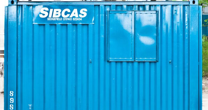 SiBCAS Modular Buildings For Sale, UK.