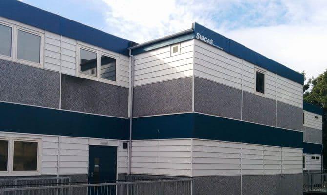 SiBCAS Modular Construction Classrooms, Marr College, Scotland, UK