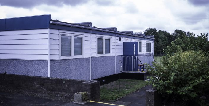 Modular Construction Classroom, Toner Avenue Primary School, Hebburn, Newcastle