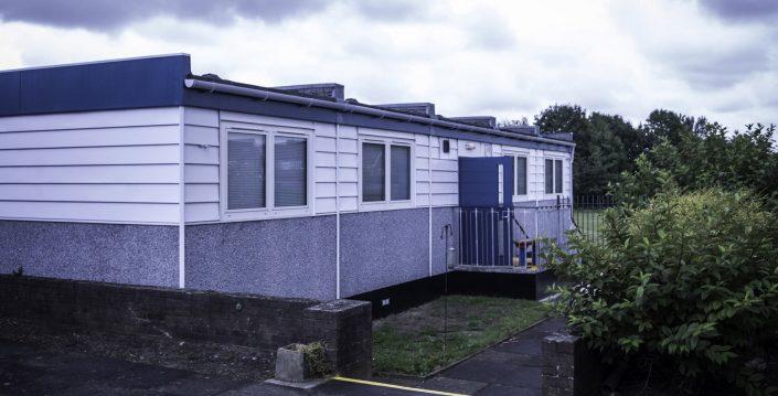Modular Construction Classroom, Toner Avenue Primary School, Hebburn, Newcastle