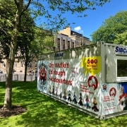 Sibcas Modular Buildings Oor Wullie HQ Edinburgh
