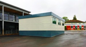 Modular Classroom for Hagley Primary School