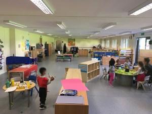 Chalvey Nursery Slough Modular Classroom