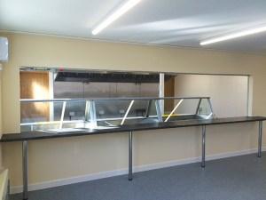 Modular Welfare and Canteen Facilities - Greenwich Peninsula